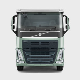 Cabine leito do Volvo FH