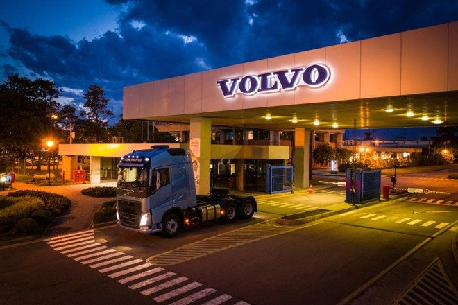 Grupo Volvo do Brasil