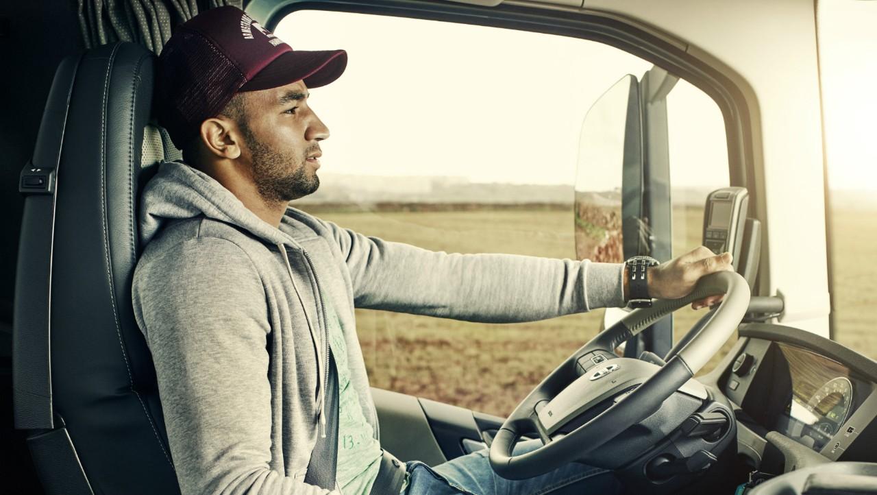 Suporte ao motorista – Serviços da Volvo Caminhões