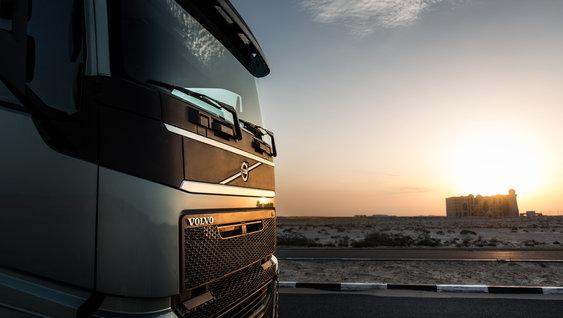 Os contratos Silver garantem que o camião está sempre nas melhores condições