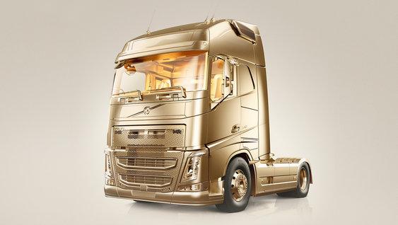 O Programa Ouro Volvo